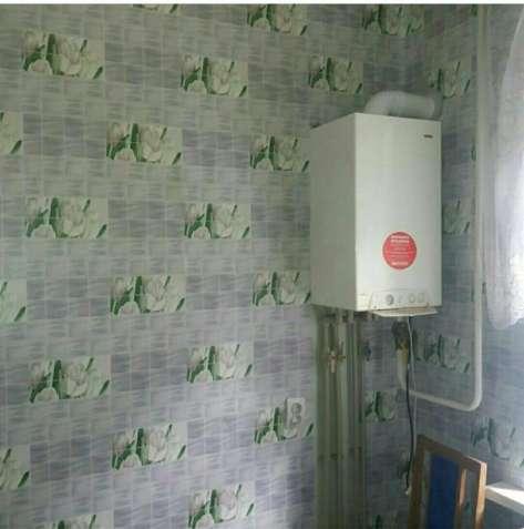 2 комн. квартира в соцгороде, автономное отопление