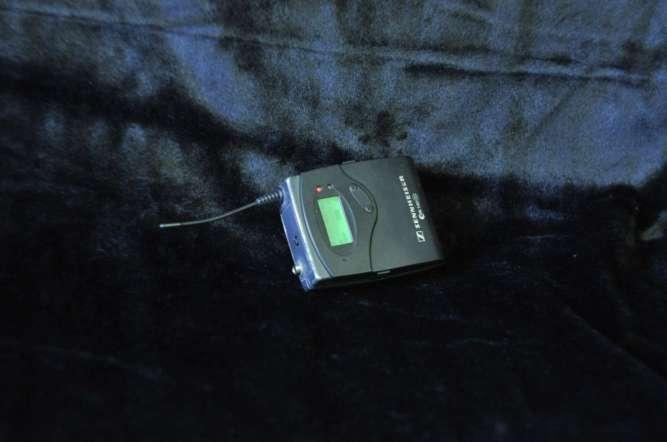Sennheiser SK100 G2 EW (823-865) передатчик поясной радиосистема