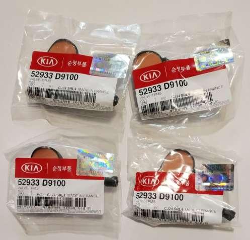 Датчики давления шин 52934D9100 KIA Sportage 4 QL 2016- TPMS