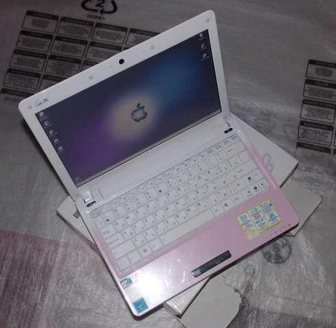 Нетбук Asus Eee PC 1101HA Pink