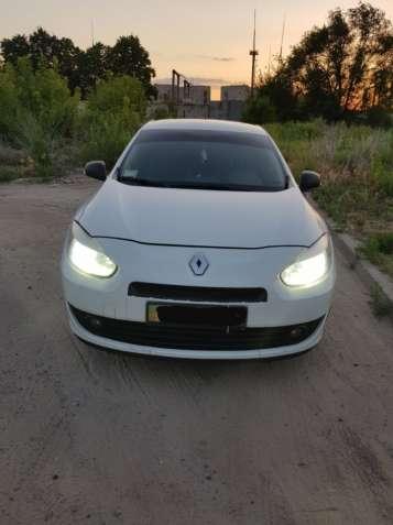 Продам Renault Fluence 2012