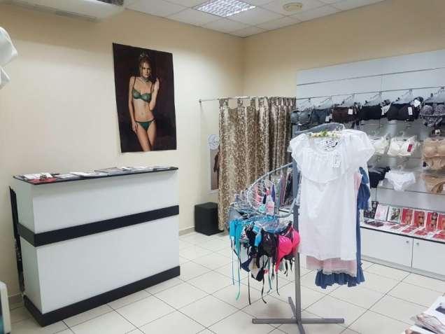 Продам магазин нижнего белья и домашней одежды