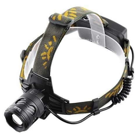 Налобный фонарик Bailong Police BL-6813