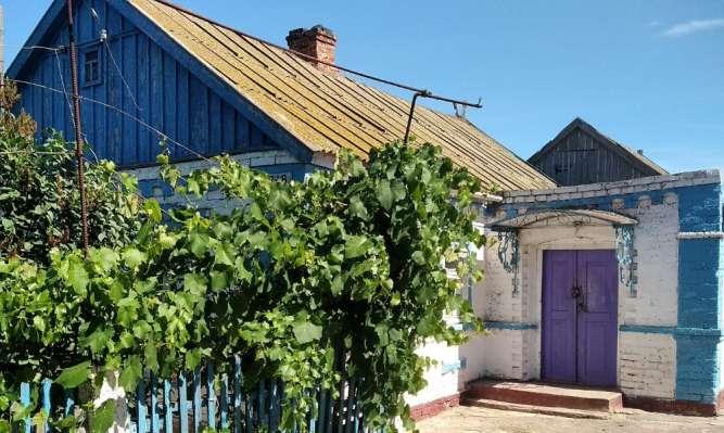 Меняю дом в селе Радионовка на дом или квартиру в Мелитополе