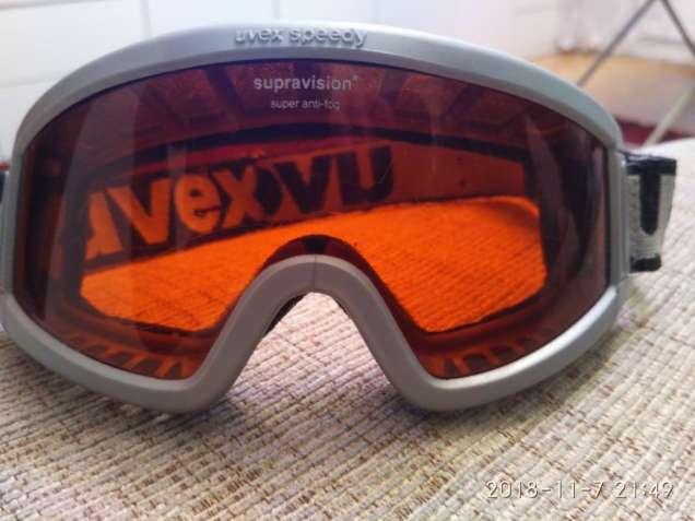 Лыжная маска uvex