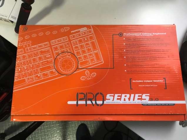 Продам клавиатуру для видеомонтажа Bella Corporation для Adobe Premier
