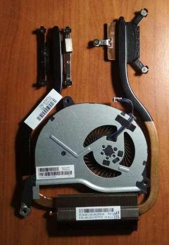 Охлаждение, кулер для HP 15-n093er