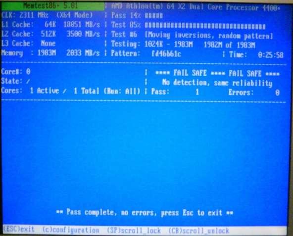 Оперативна пам'ять DDR2 800 МГц 2 Гб