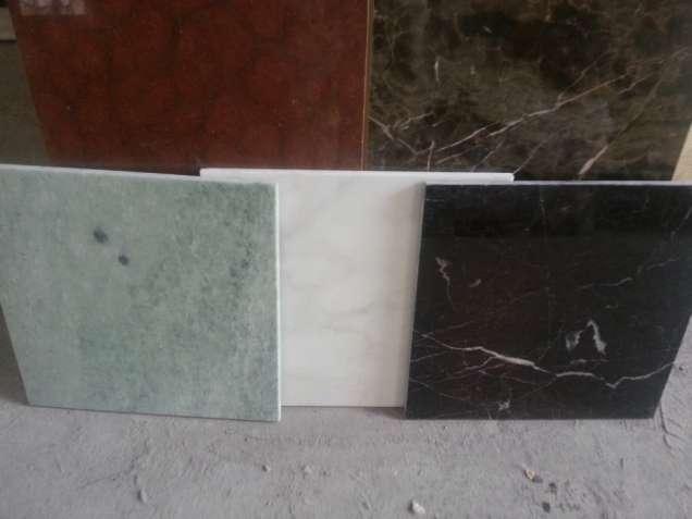Мрамор считается идеальным отделочным материалом для оформления кухонь