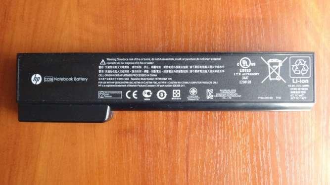 Оригинальная аккумуляторная батарея HP Compaq QK642AA EliteBook 8460w