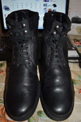 Отличные ботинки евро зима nico nerini made in italy