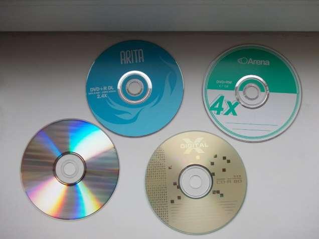 Диски dvd r dvd rw dvd rDL