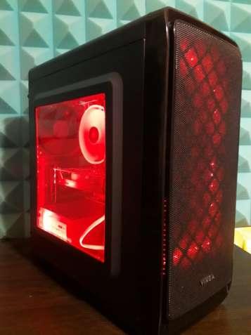 Игровой компьютер I5, RX 560 4 GB, 8 GB Ram, 1TB HDD!