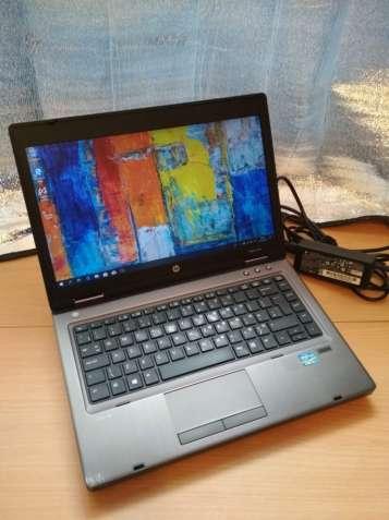 HP ProBook 6470b Intel Core i5 3210M, DDR3 8GB, SSD 120GB, Акум 7годин