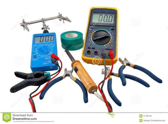 Вызов электрика в Киеве