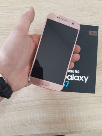 Смартфон SAMSUNG Galaxy S7 4/32 Gb Rose Gold (G930F)