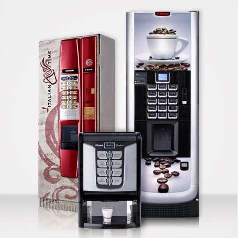 Кофейные автоматы Saeco