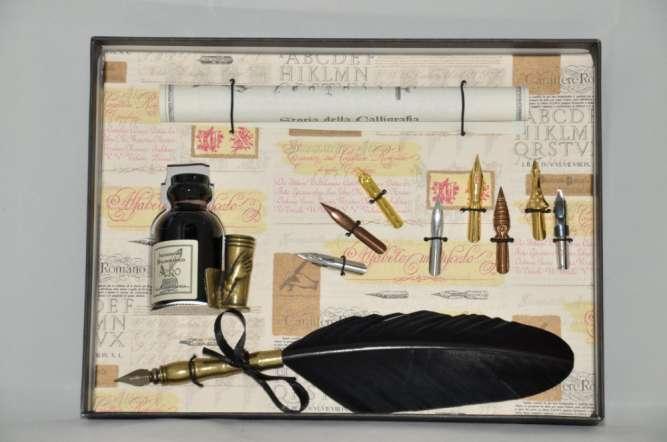Набор для каллиграфического письма LaKalligrafika Италия