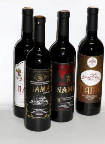 Вино Нама. Греция