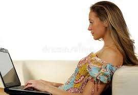 Работа в интернет-коллективе,женщины.