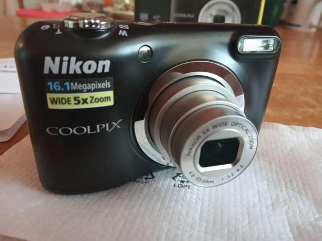 Фотоаппарат Nikon A10 состояние нового, качественные снимки