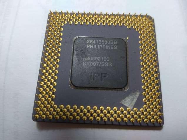Продам Intel Pentium A80502100 SY007