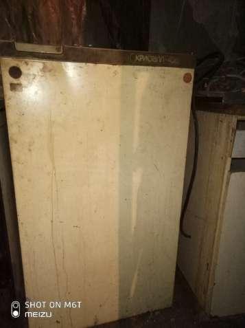 Холодильник «Кристалл-40В» под ремонт