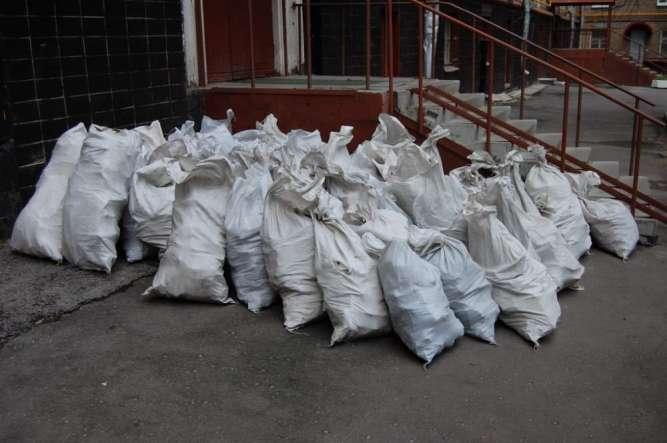 Вывоз строительного мусора. Мариуполь