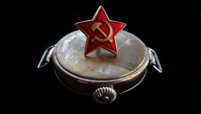 ЧАСЫ ВЕЛИКОЙ ОТЕЧЕСТВЕННОЙ ВОЙНЫ, АУТЕНТИЧНЫЕ, СССР 1938г. механика - изображение 7