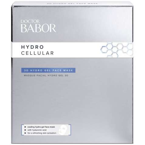 Babor 3D Гидрогелевая Маска для Лица Hydrо Cellular/3D-Hydro Gel Face