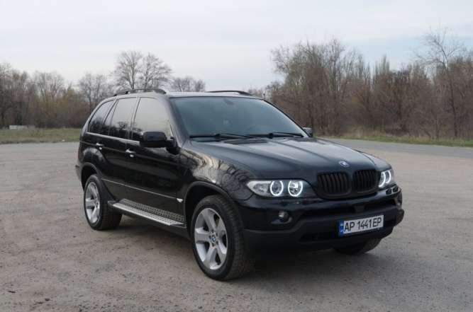 Продам BMW X5 E53 (2004) Shadow Line