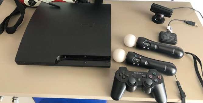 PlayStation Move для PS3