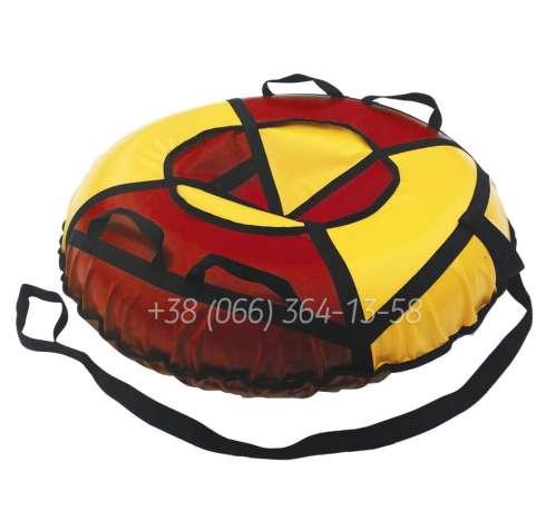 Качественный Тюбинг 1м диаметр (надувные санки)
