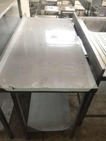 Продам новый стол из нержавеющей стали