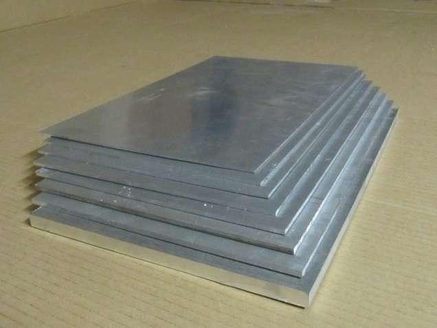 Алюминий плиты