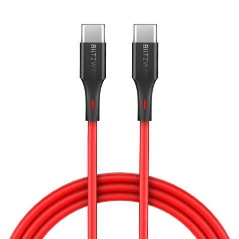 BlitzWolf® BW-TC17 3A USB-PD Зарядный кабель для передачи данных