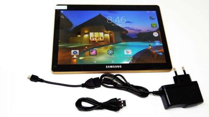 "10,1"" Планшет Samsung Galaxy Tab 2Sim - 4Ядра, 1/16Gb, GPS, Android"