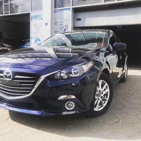 Mazda 3 Мазда 3 2014года