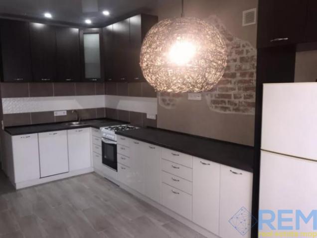 Стильная современная квартира в кирпичном доме с АОГВ на Сахарова