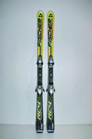Лыжи Fischer (Л153)