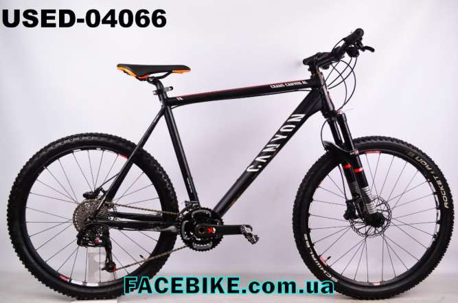 БУ Горный велосипед Canyon-Гарантия,Документы-Большой выбор!