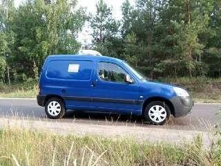 автомобиль Peugeot Partner 1,9D – рефрижератор - изображение 2