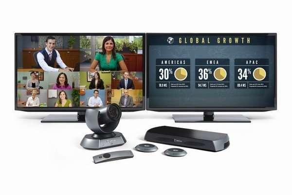 Видеоконференция Система Icon 600 - 4x видео конференц связь