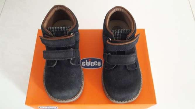 Ботинки демисезонные Chicco Cardo для мальчика
