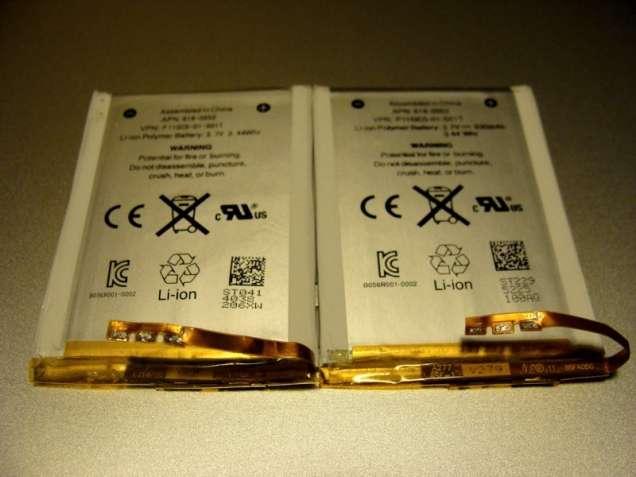 Продам оригинальную батарею для iPod 4