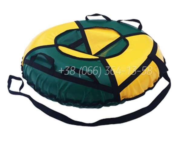 Качественный Тюбинг 100 см диаметр (надувные санки)