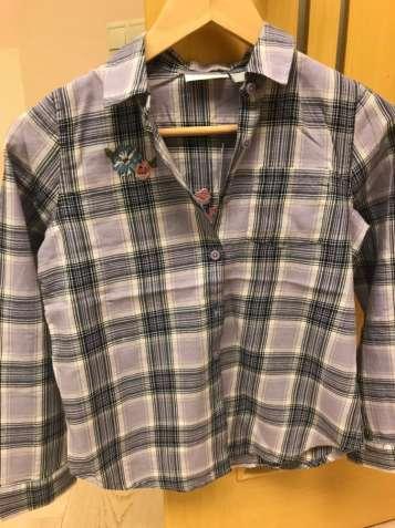 Рубашка чілдренплейс 10-12 лет