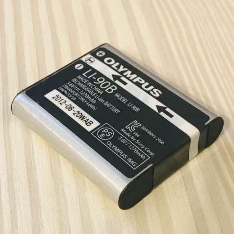 Аккумулятор типа Olympus Li-90B battery