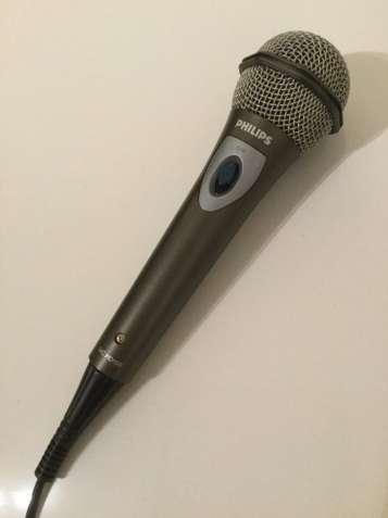 Новый проводной микрофон Philips SBC MD150 со скидкой 20%