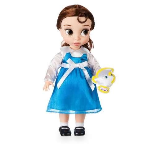 Кукла Белль в детстве из серии Disney Animators Collection